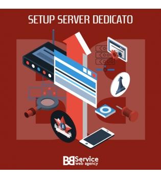 Servizio di setup server dedicato