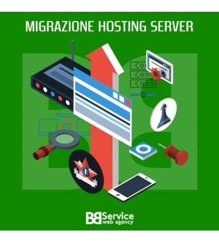Migrazione Hosting Server Servizio migrazione PrestaShop